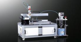 microwave-door-sealant-dispensing-robot image